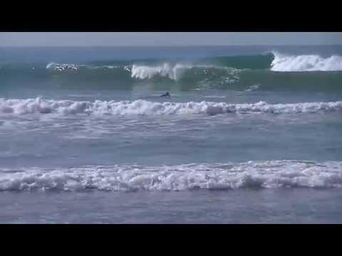 Solid Surf Oceanside Harbor West-Northwest Swell November 20th, 2014