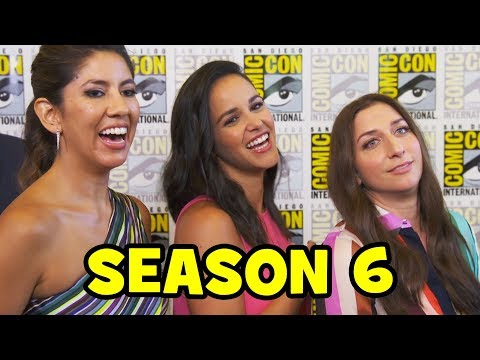 BROOKLYN NINENINE Season 6 Comic Con Cast s