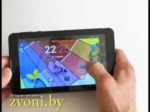 Видеообзор планшета Plark P23 !