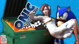 Everything Is A Glitch - Glitches in Sonic: '06 - DPadGamer