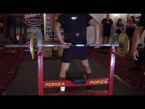 by ipowerlift.net WNPF Nationals 9/17/17 FLIGHT 1 BENCH