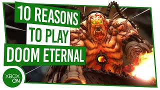 10 Reasons To Play DOOM Eternal On Xbox
