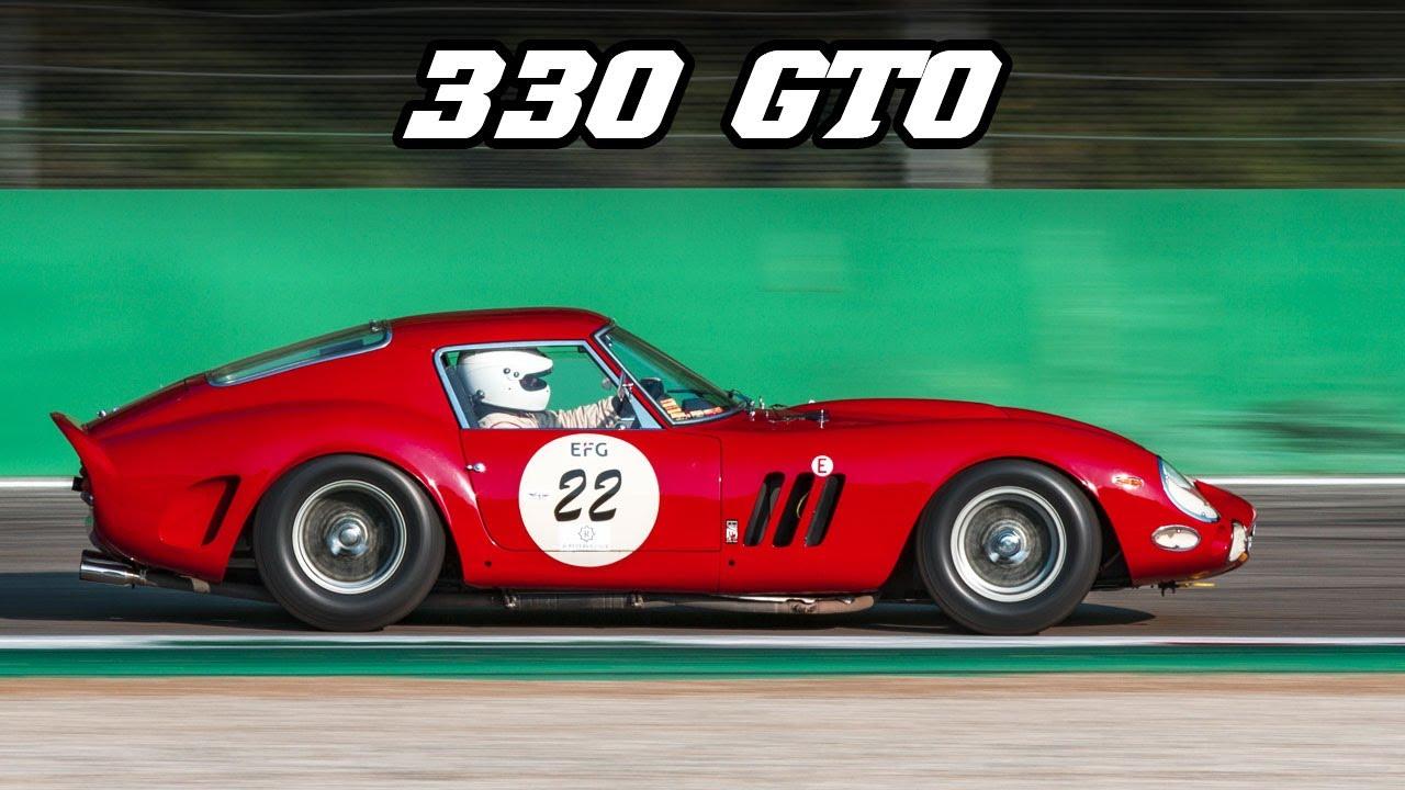 Ferrari 330 Gto Racing At Monza 2019 Youtube
