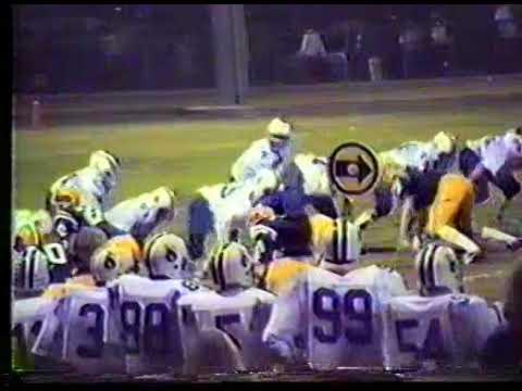 San Marino High School Football 1985
