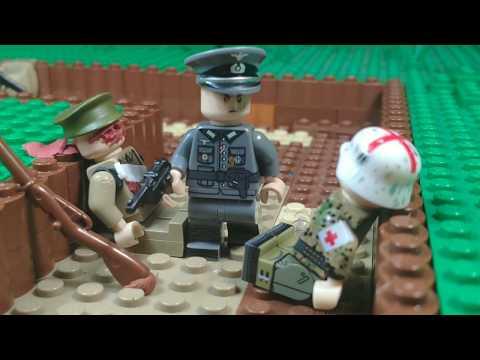 Lego WW2 First day of Great Patriotic war / Первый день Великой Отечественной войны / Part 1