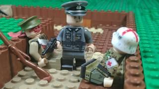 видео: Lego WW2 First day of Great Patriotic war / Первый день Великой Отечественной войны / Part 1