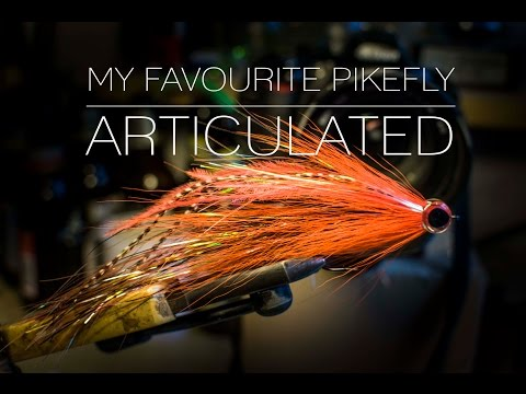 Tying An Articulated Fly - My Favourite Pikefly
