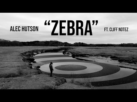 Zebra - Alec Hutson ft. Cliff Notez (Official Music Video)