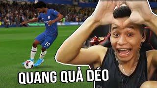 (FIFA Online 4) Mixigaming vs QNT - Gạ kèo Quang quả déo.