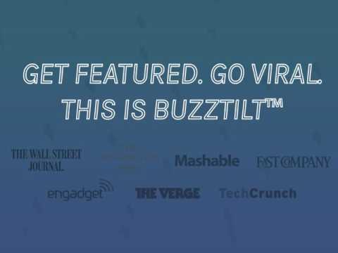 Buzztilt is the World's #1 Crowdfunding PR Agency