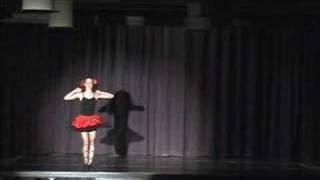 Mambo No.5 - Sarah's dance routine