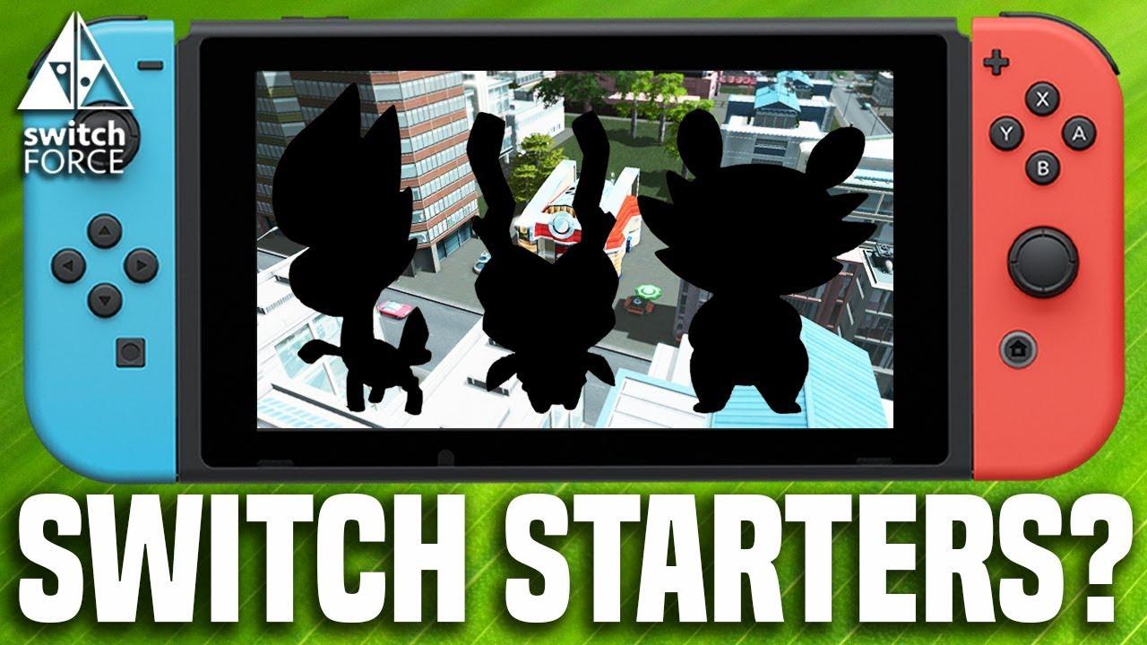 Pokemon Switch Starters Leaked Gen 8 Starters Images Info Fake Confirmed Youtube