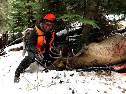 Elk Hunting Colorado 1st Season 2018