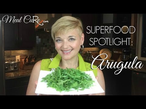 What are the Health Benefits of Arugula? Superfood Spotlight