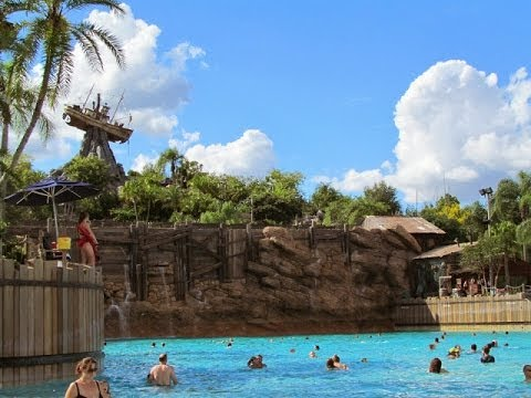 Disney S Typhoon Lagoon Water Park Tour In Lake Buena