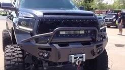 2014 Tundra 1794 custom sound system from customradio.com Buffalo NY