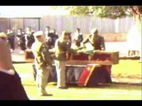 61 MECH BN , SOUTH AFRICAN DEFENCE FORCE, LAST PARADE