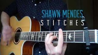 Shawn Mendes - Stitches - Guitar Cover | Mattias Krantz