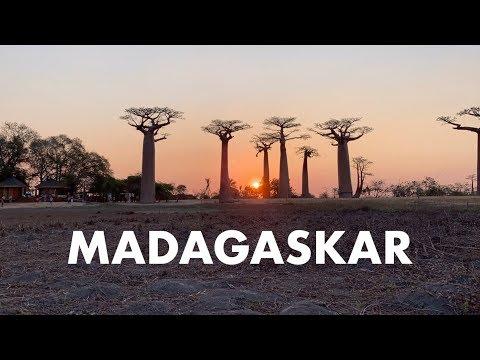 Madagaskar - Travel video