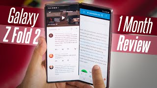 Samsung Galaxy Z Fold 2 Long Term Review