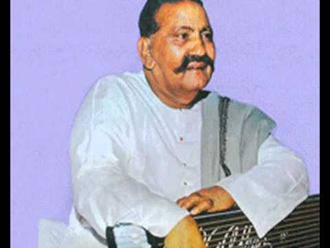 Thumri in Raga Des - Hori Khelan - Radio Programme - by Ustad Bade Ghulam Ali Khan sahab