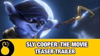 SLY COOPER: THE MOVIE | TEASER TRAILER