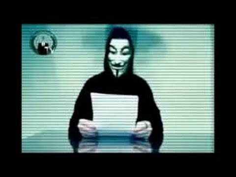 ANONYMOUS IS BACK - EXPOSING THE NEW WORLD ORDER - 2015