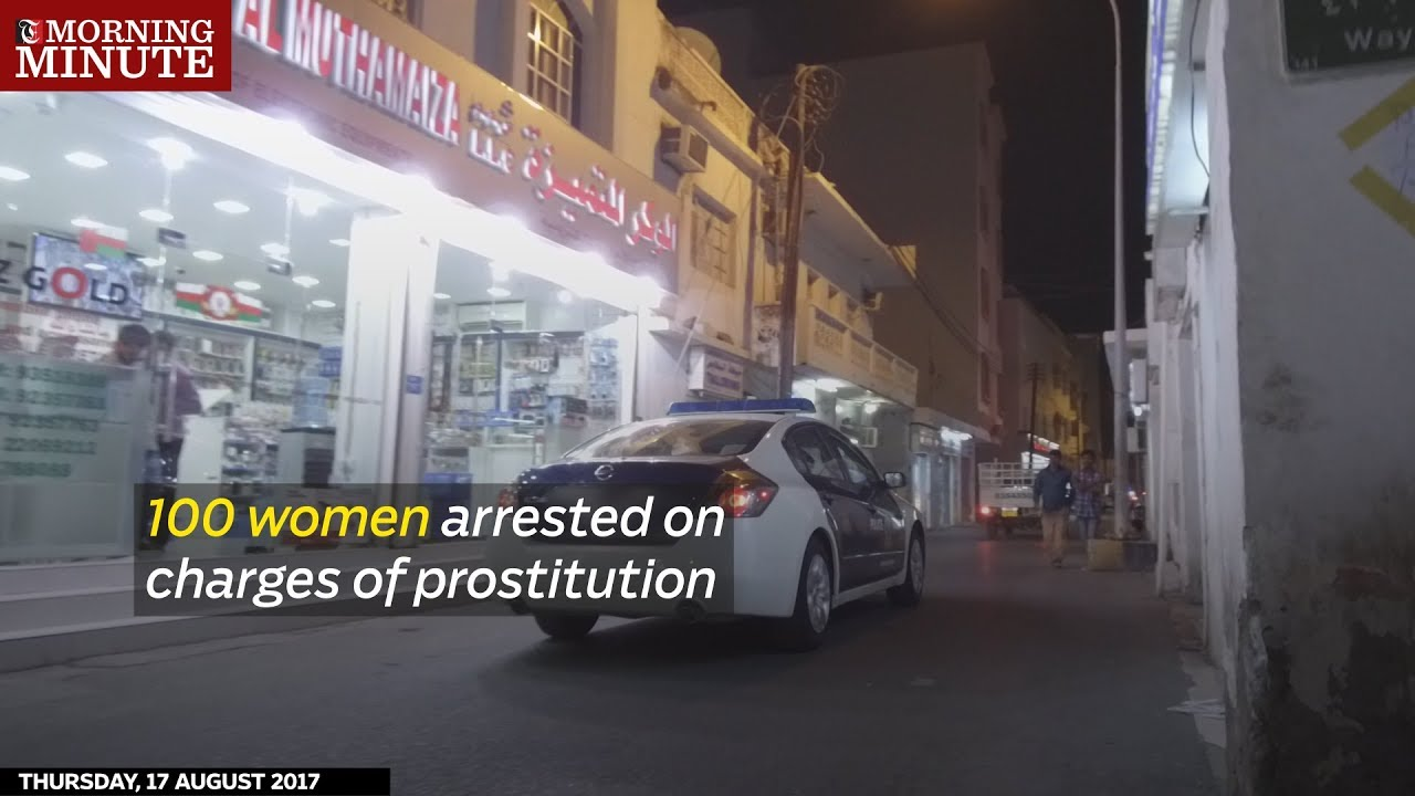 prostitution in oman hotels