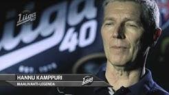 Klassikko 29 Hannu Kamppurin 4. valinta parhaaksi maalivahdiksi
