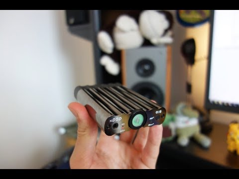 iFi Audio xDSD review - The BEST portable headphone Amp/DAC - By TotallydubbedHD