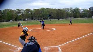 14 Year old Fastpitch Softball Pitcher. (60.2 mph)