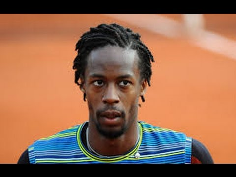 Padel con Gaël Monfils, ranking 7 del ATP Tennis. Juega bien?