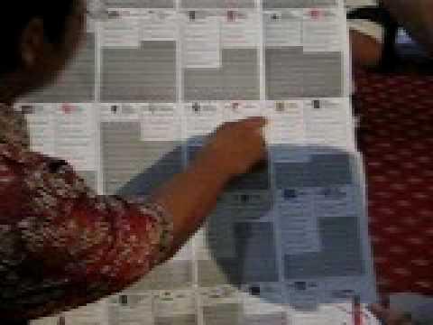Kejanggalan undi post PPLN Kuala lumpur Pemilu 2009