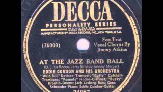 At The Jazz Band Ball by Eddie Condon and His Orchestra