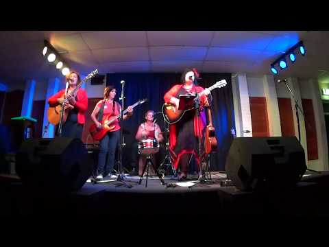 Mama Juju & The Jam Tarts Live at Brisbane Unplugged
