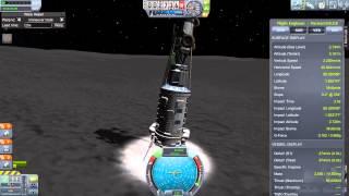 KSP - Scientific Rover on Mun