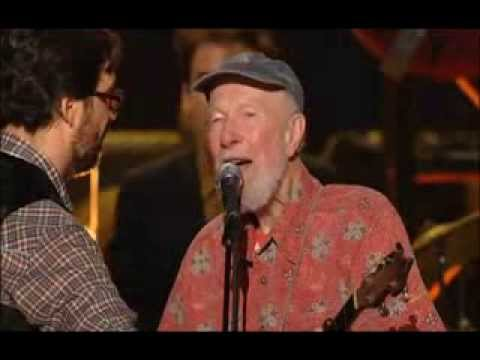 Pete Seeger's 90th Birthday Celebration  This land is your land