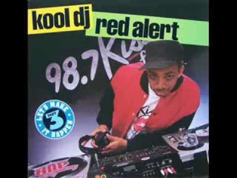 DJ PREMIER & RED ALERT - Red Alert Chant (prod DJ Premier)