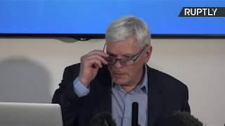 LIVE: Wikileaks editor-in-chief holds presser on new criminal case involving Julian Assange