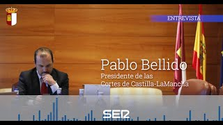 Entrevista a Pablo Bellido en SER Guadalajara