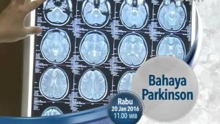 Penyakit parkinson menyerang sistem syaraf pusat, membuat penderitanya gemetar dan sulit bergerak. N.