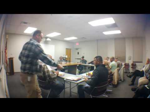 Joint city county meeting part 1