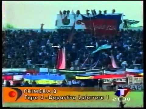 CA Tigre vs Deportivo Laferrere (1997)