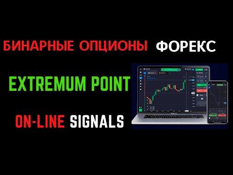 По запросам подписчиков – Индикатор Extremum Point! Бинарные опционы, форекс. Binary options, forex.