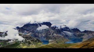 Kashmir Great Lakes Trek 2018