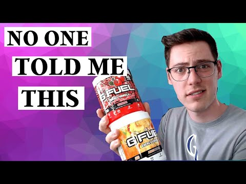 IS G FUEL WORTH IT IN 2021 (WISH I KNEW THIS SOONER)