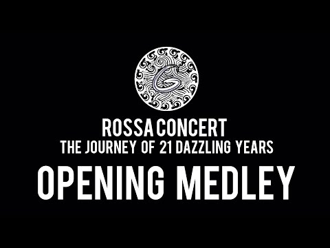 OPENING MEDLEY | ROSSA CONCERT | GIGI DANCE COMPANY