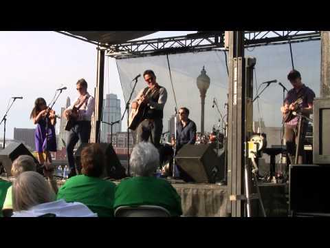 Byrne and Kelly at Kansas City Irish Fest 2014