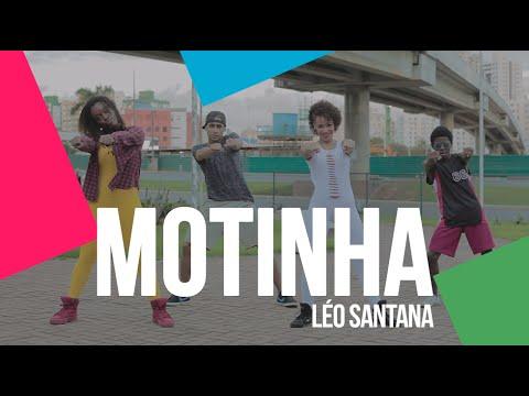 Motinha - Léo Santana - Coreografia - Grupo Pop Baile