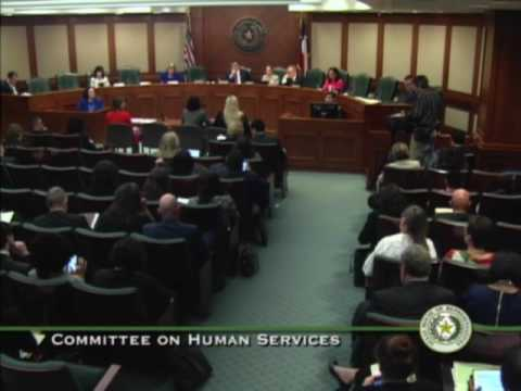 House Human Services - HB 4: Center for Public Policy Priorities - February 20, 2017